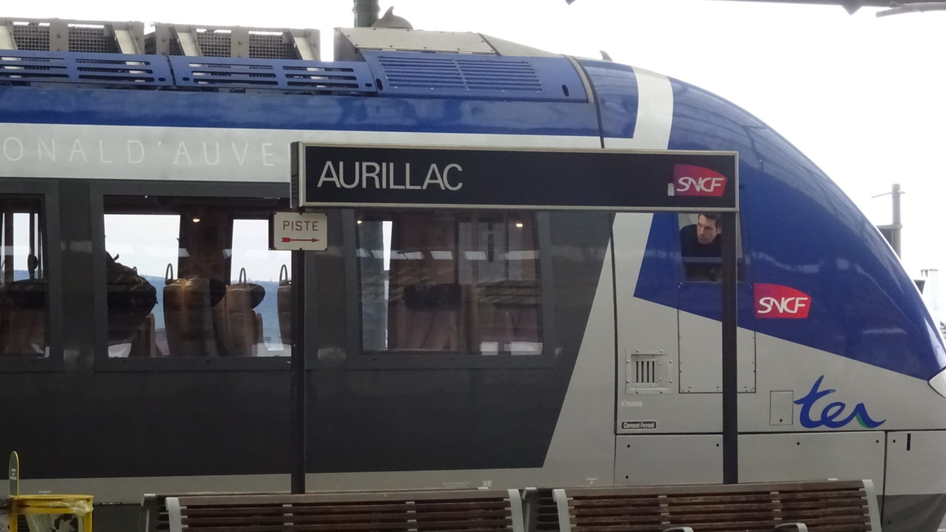 21 avril – Paris-Aurillac : Vitesse & disparités