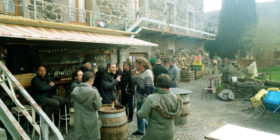 28 avril – De l'eau aux moulins